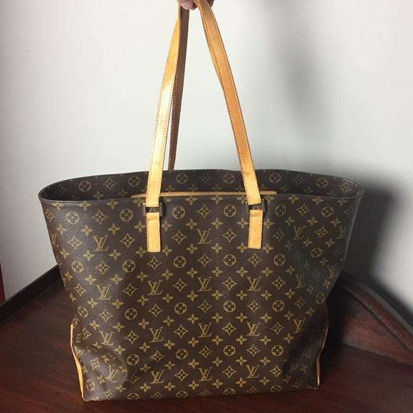2be586089419 Louis Vuitton Handbags - Louis Vuitton authentic vintage Cabas Alto XL tote